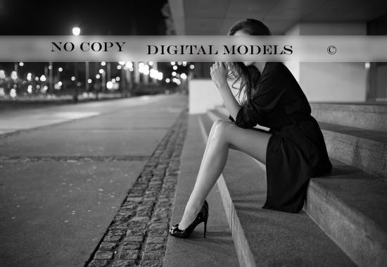 digital models noche